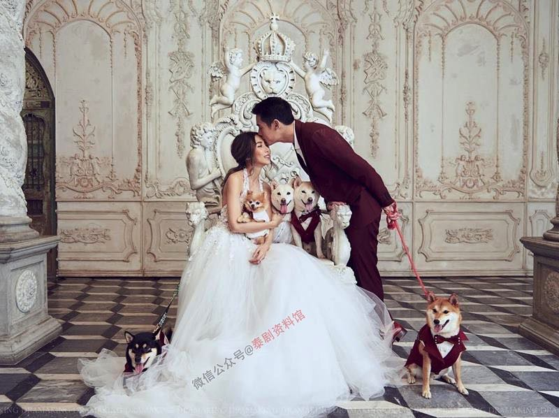 【泰国娱乐】泰星 Kan Kantathavorn 将于12月结婚