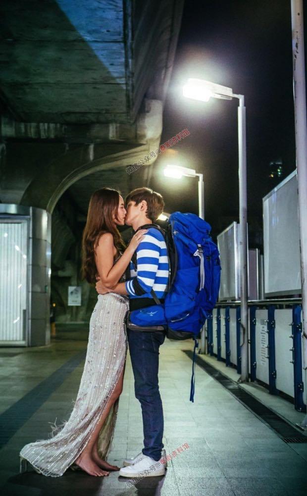 【泰国娱乐】Bee Namthip 解释17年来首次献出银幕初吻的原因