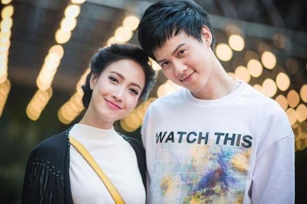 【泰国娱乐】科普一下 Taew Natapohn 的男朋友 Ton Arch