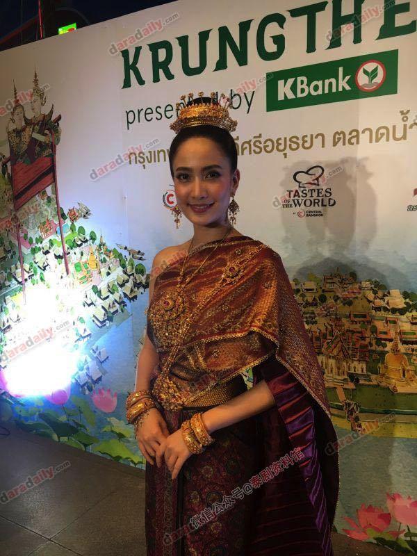 【泰国娱乐】Taew Natapohn 否认准备要结婚的传闻
