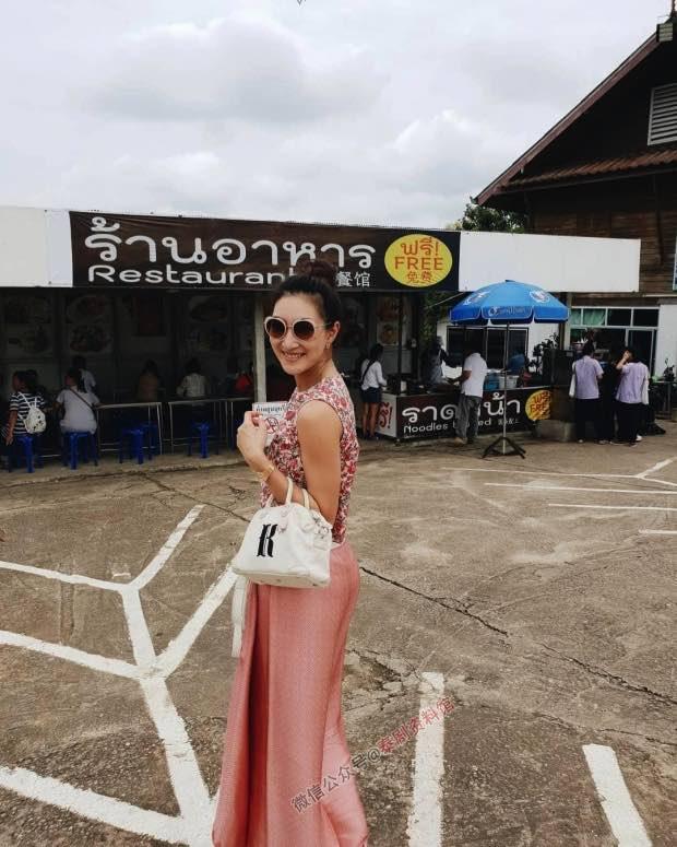 【泰国娱乐】Pancake Khemanit 拍性感时尚写真