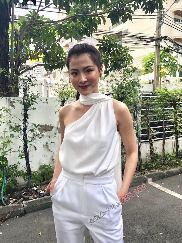 【泰国娱乐】Baifern 吕爱惠 退出翻拍新剧《倩女幽魂》