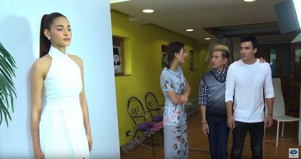 【泰国娱乐】参观《不情愿的新娘》女主 Pooklook Fonthip 的家