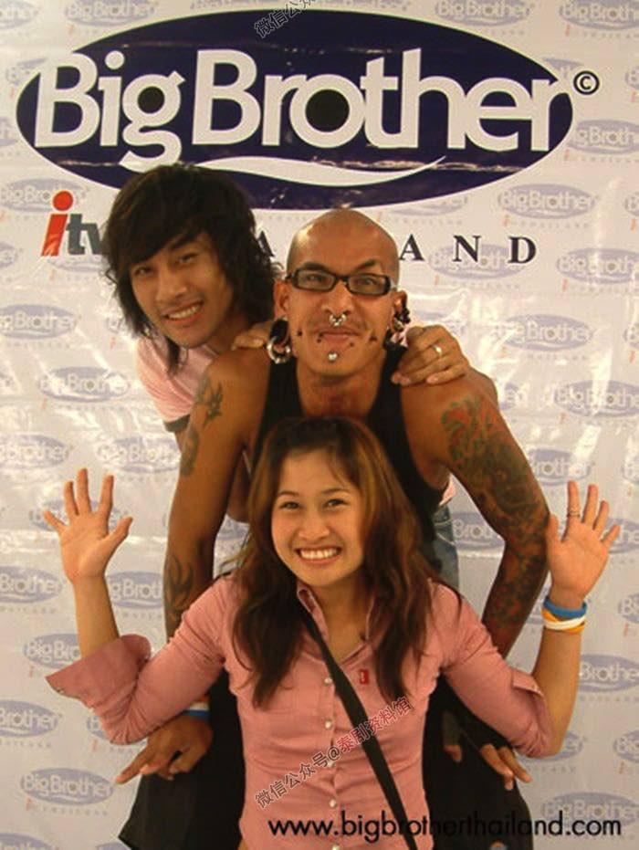 【泰国娱乐】扒一扒 Num Sornram 的新婚妻子 Tik Bigbrother