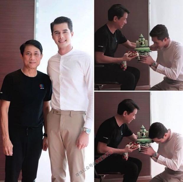 【泰国娱乐】Mik Thongraya 向公司高层告假