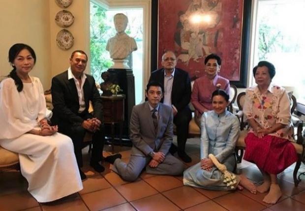 【泰国娱乐】Num Sornram 与 Tik Bigbrother 闪电结婚