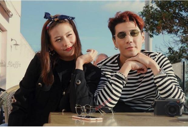 【泰国娱乐】林柏光Dome Pakorn 向女友 Metal Sukkhao 求婚