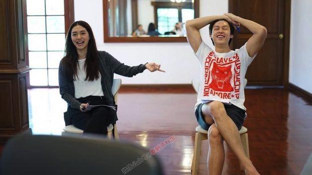 【泰国娱乐】新剧《法定丈夫》Mark Prin 和 Mew Nittha 首次合体