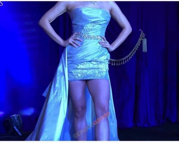 【泰国娱乐】Janie Tienphosuwan 小腹微凸,疑似怀孕