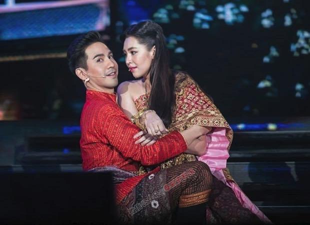 【泰国娱乐】《天生一对》粉丝见面会上的趣事