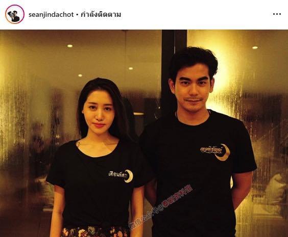 【泰国娱乐】Sean Jindachot 回答记者与 Pimmy Pimprapa 之间的关系