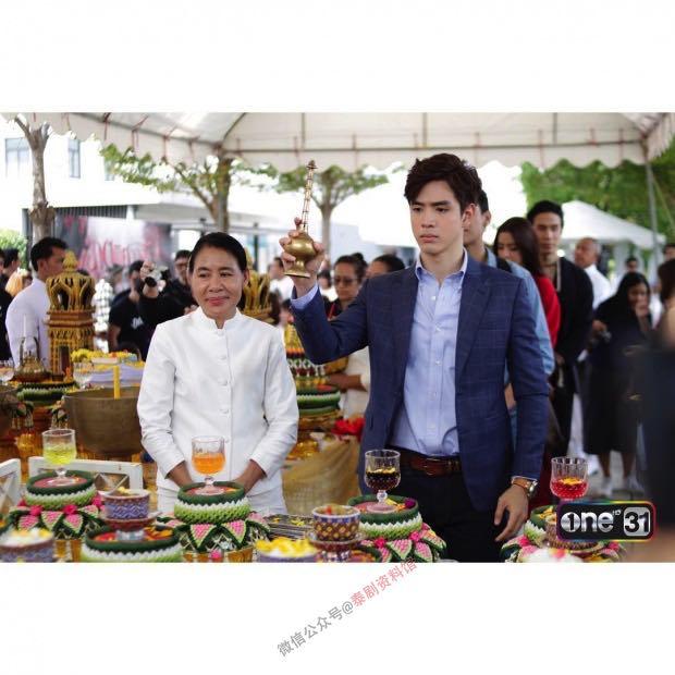 【泰国娱乐】泰版《倩女幽魂》开机,Film Thanapat 和 Baifern Anchasa 主演