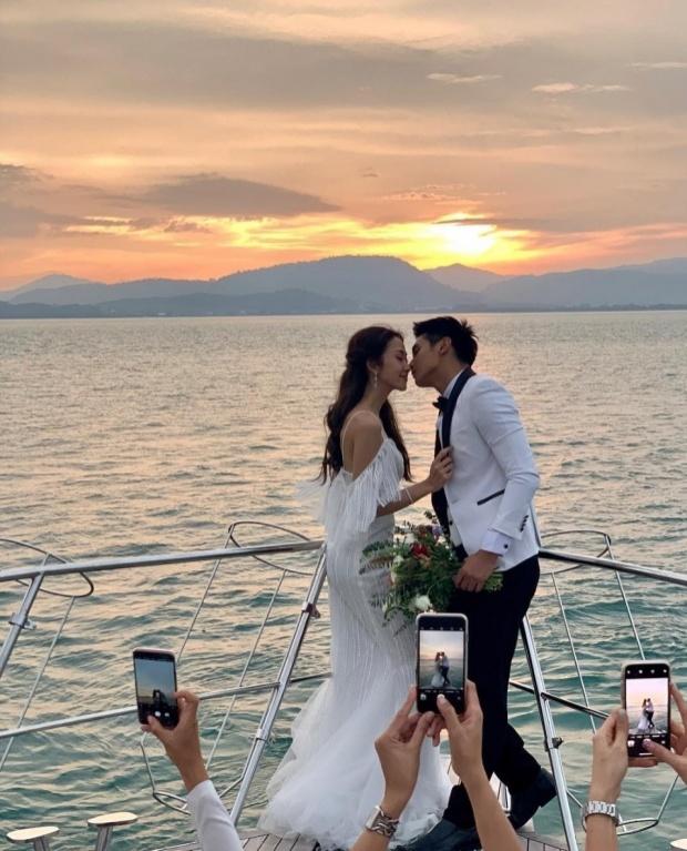 【泰国娱乐】Yui Chiranan 与 Than Thanakorn 已经悄悄结婚?