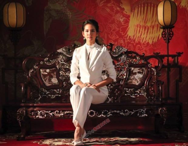 【泰国娱乐】Bow Maylada 获得亚洲电视奖最佳女主角提名