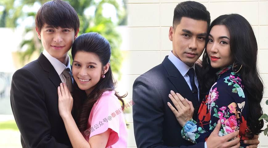 【泰国娱乐】James Jirayu 透露两部新剧的进度