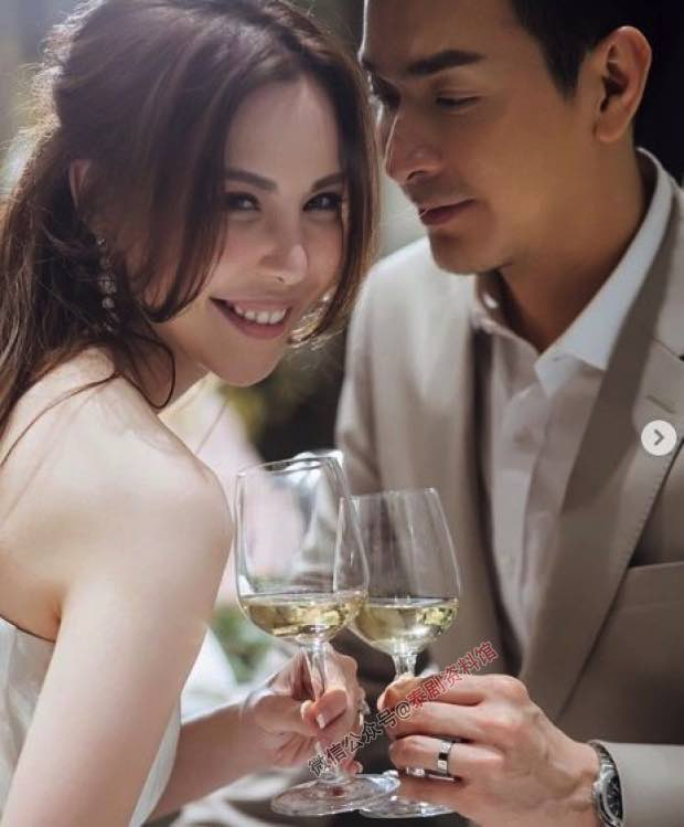 【泰国娱乐】坡哥 Paul Pattarapon 婚礼只请了19人,让人目瞪口呆