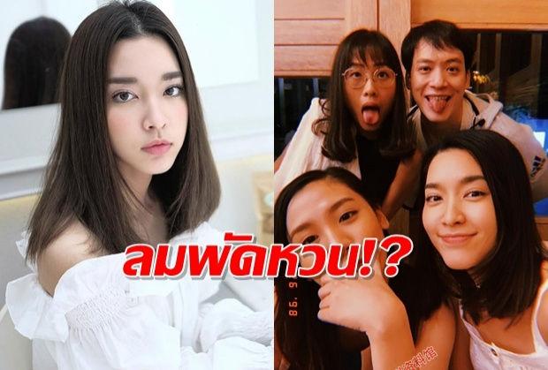 【泰国娱乐】Mo Monchanok 与 Bie Sukrit 分手很久后再次共进晚餐
