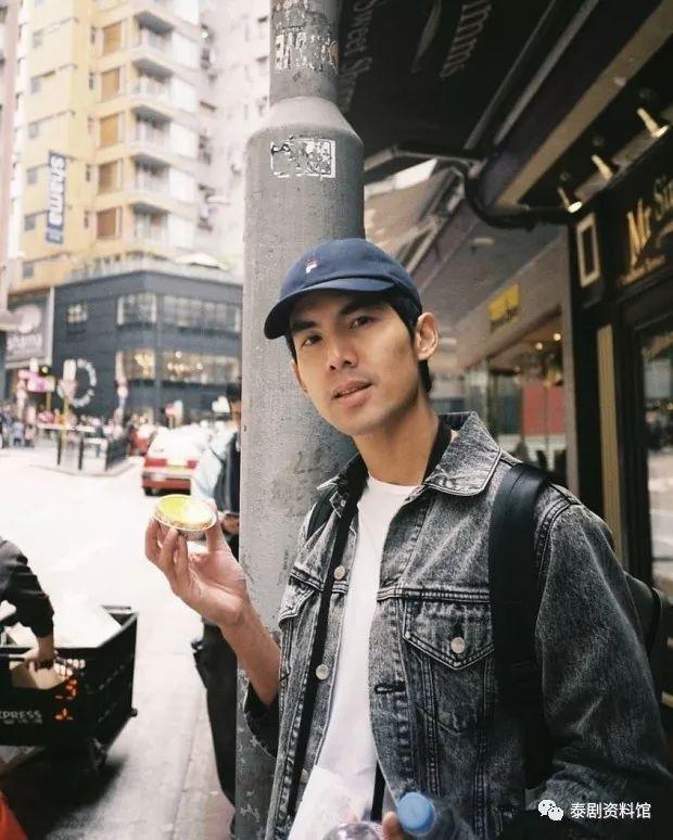 【泰国娱乐】Ter Chantavit 发文表白 Mai Davika