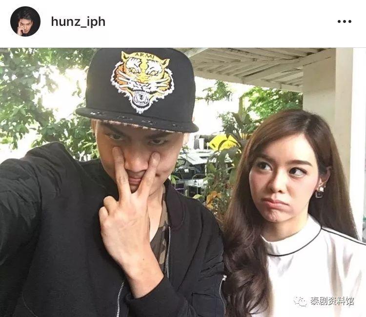【泰国娱乐】Hunz The Star 与 Gyeon 甜蜜秀恩爱