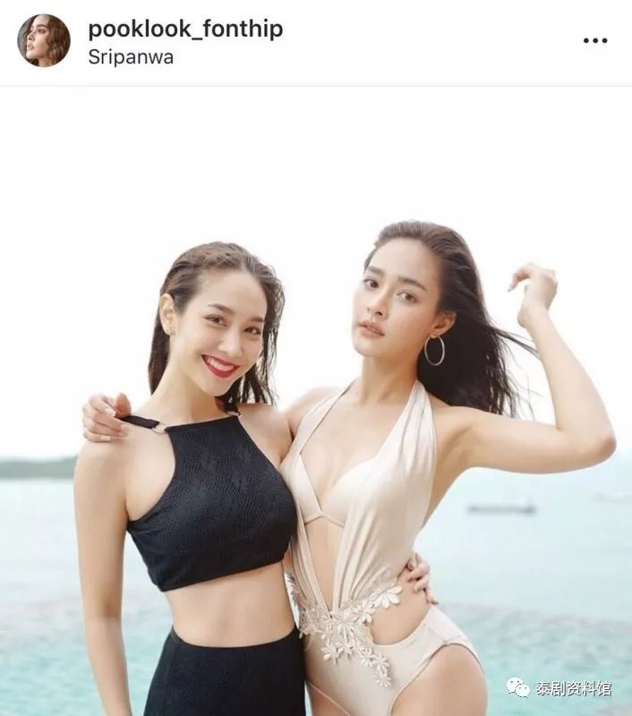 【泰国娱乐】Min Pechaya 否认会追随好友 Pooklook 离开7台
