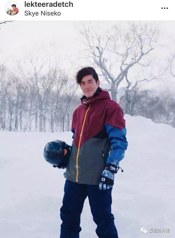 【泰国娱乐】Toey Jarinporn 谈论上传 James Jirayu 女友照片的事