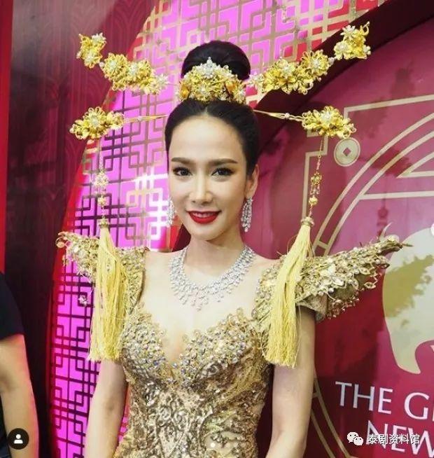 【泰国娱乐】Aum Patchrapa承认正在与Pok Phornprapha交往