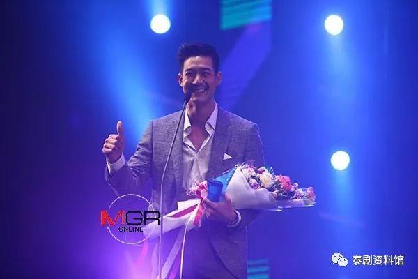 【泰国娱乐】泰国第15届 Kom Chad Luek Award 获奖情况