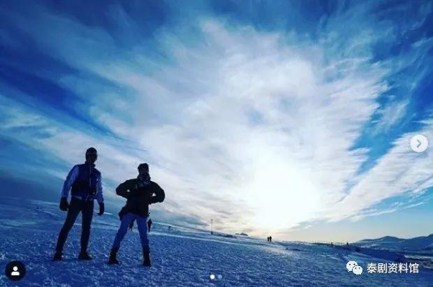 【泰国娱乐】Taew Natapohn 与男友 Ton Arch 浪漫游欧洲