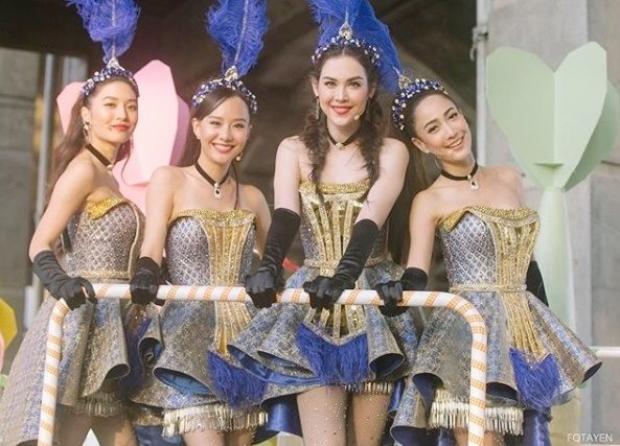 【泰国娱乐】知名导演编写3台明星的爱情故事闹乌龙