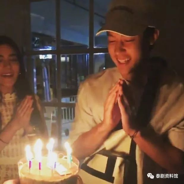 【泰国娱乐】Kim Kimberley 给 Mark Prin 的生日惊喜作战失败