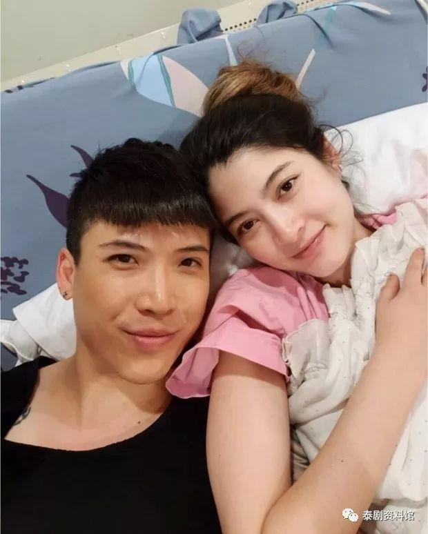 【泰国娱乐】Margie Rasri 与 Pok 的龙凤胎宝宝终于出生了