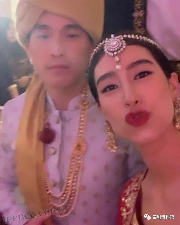 【泰国娱乐】众星参加主题生日派对,Aump 与男友复合