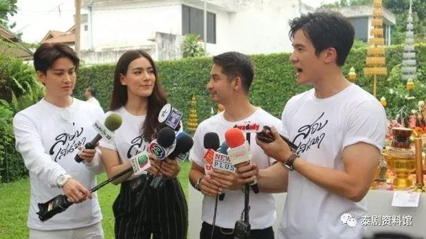 【泰国娱乐】《双生花》开机,Kim Kimberley 表示与前男友合作没有压力