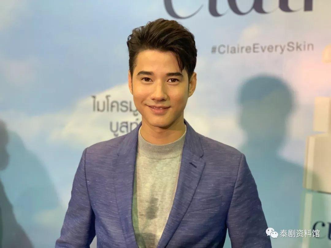 【泰国娱乐】Mario Maurer 接受采访谈论近况及节目《Oh Lunla》