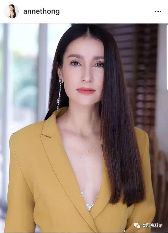 【泰国娱乐】女王 Ann Thongprasom 退居幕后4年后将再次出来演戏