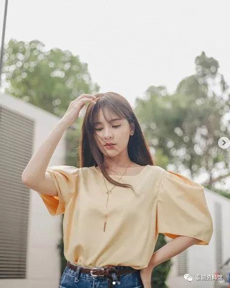 【泰国娱乐】盘点9位身高在158cm以下的娇小型泰国女星