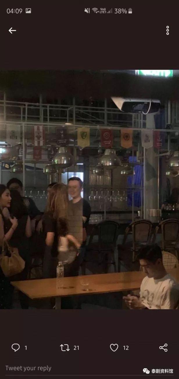 【泰国娱乐】Patricia Good 频频被爆料,Peach:已与我无关