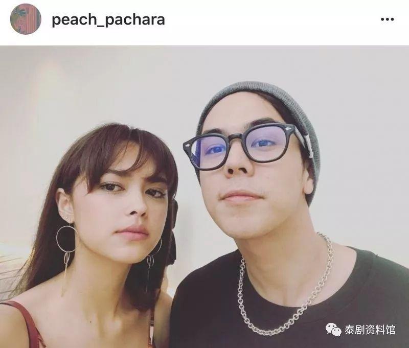 【泰国娱乐】Peach Pachara 喜欢 Patricia Good 的原因